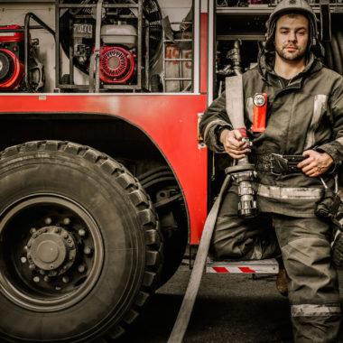 Local Fireman